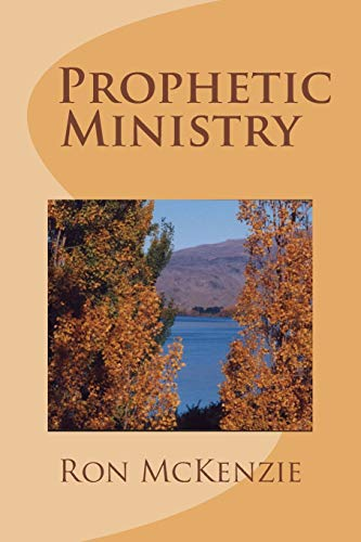 9780473212186: Prophetic Ministry