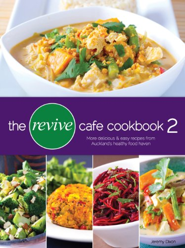 9780473217518: The Revive Cafe Cookbook 2