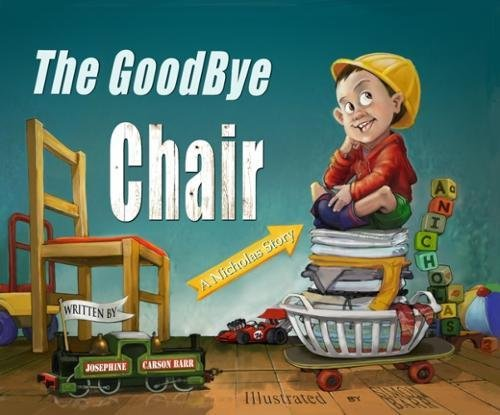9780473238636: The Goodbye Chair