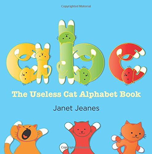 9780473275518: ABC - The Useless Cat Alphabet Book