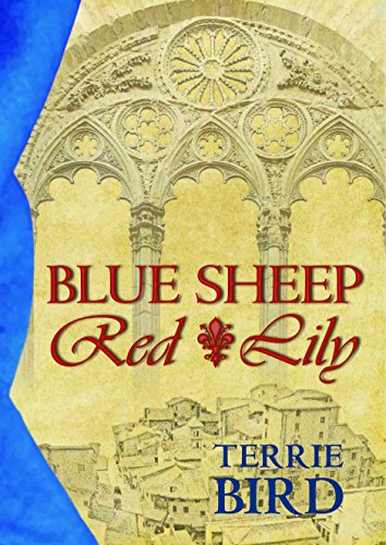 Blue Sheep Red Lily (Paperback): Terrie Bird