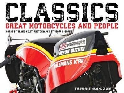 Classics (Hardcover): Shane Kelly