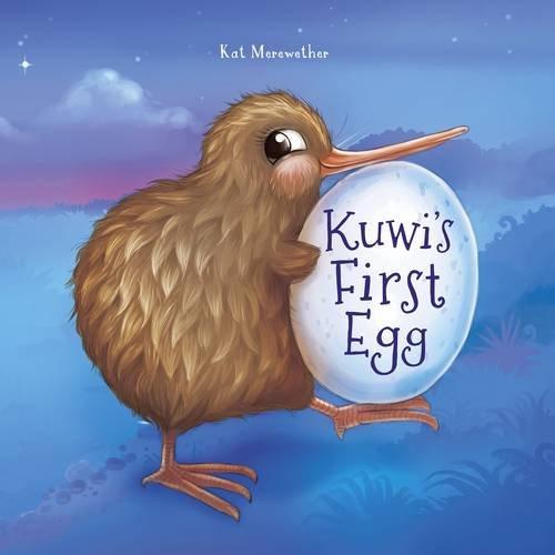 9780473299095: Kuwi's First Egg 2014 (Kuwi the Kiwi Books)
