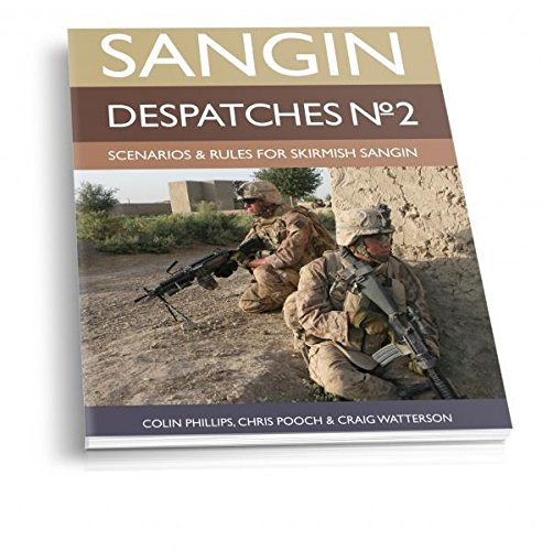 9780473304867: Sangin Despatches No. 2 - Supplement for Modern Afghanistan Skirmish Rules