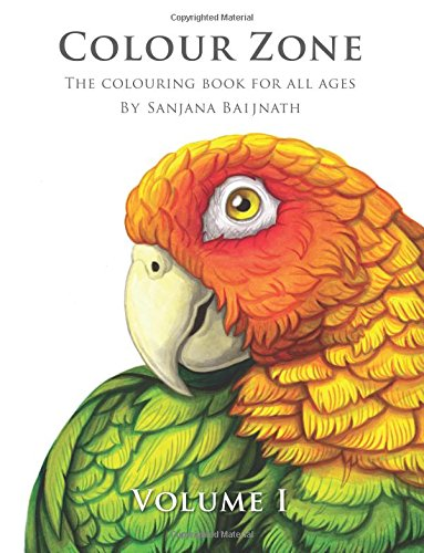 9780473321635: Colour Zone Volume 1: The colouring book for all ages