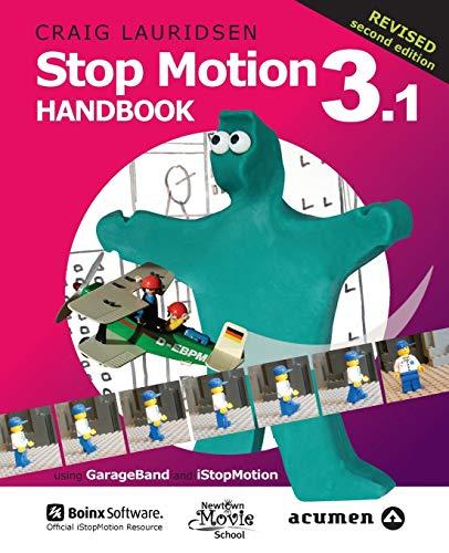 9780473338862: Stop Motion Handbook 3.1