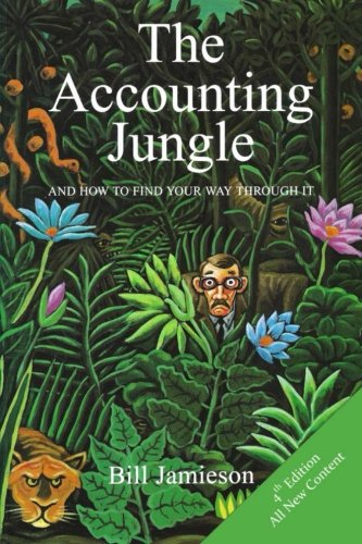 9780473349110: The Accounting Jungle: And How To Find Your Way Through It