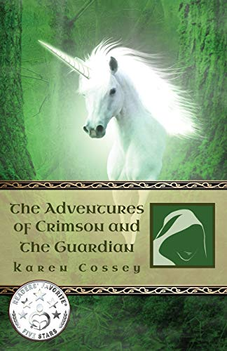 9780473381196: The Adventures of Crimson and the Guardian