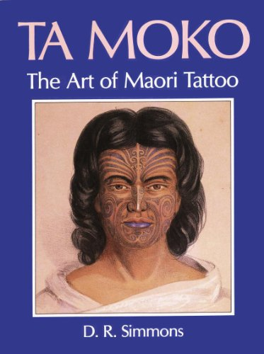 9780474000447: Ta moko: The art of Maori tattoo