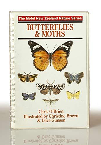 9780474000553: The Mobil New Zealand Natures Series: Butterflies & Moths