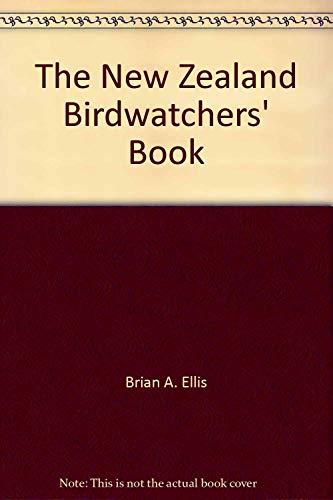 9780474001987: The New Zealand Birdwatchers' Book