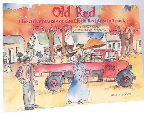Old Red: The Adventure of the Little: Stevenson, Alma