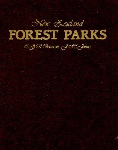 9780477012355: New Zealand forest parks