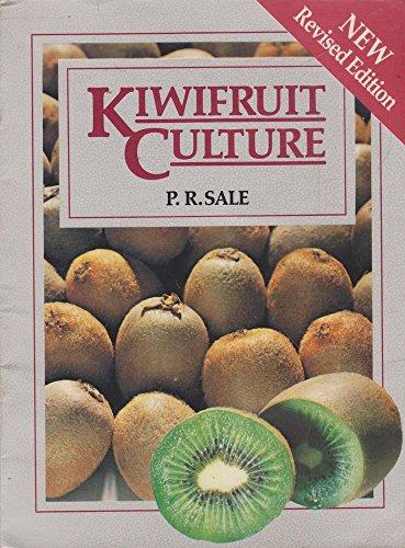 9780477013192: Kiwifruit Culture