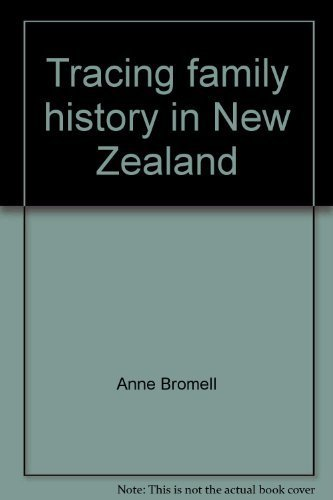 Tracing family history in New Zealand
