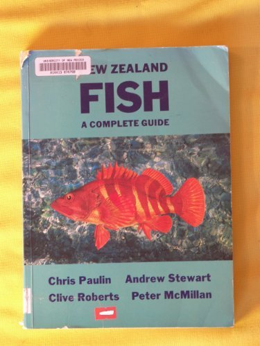 9780477014274: New Zealand fish: A complete guide (Miscellaneous series / National Museum of New Zealand)