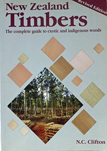 9780477014885: New Zealand timbers