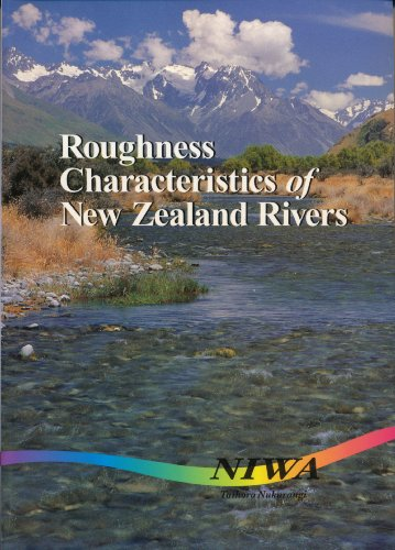 9780477026086: Roughness Characteristics of New Zealand Rivers
