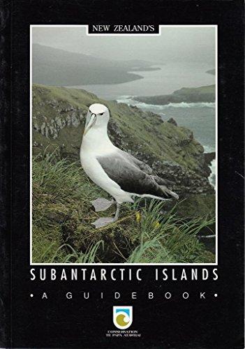 9780478012569: New Zealand's subantarctic islands: A guidebook