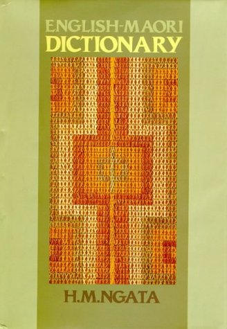 9780478058444: English-Maori dictionary