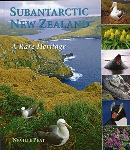 9780478140880: Subantarctic New Zealand