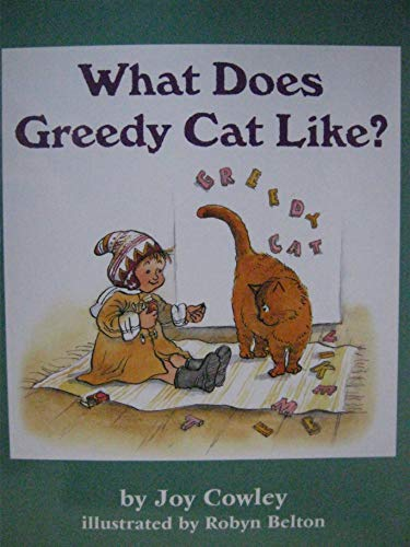 9780478205435: What Does Greedy Cat Like?