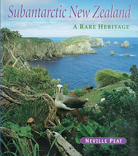 9780478224641: Subantarctic New Zealand: A Rare Heritage