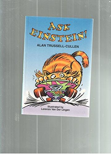 Ask Einstein: Alan Trussell-Cullen