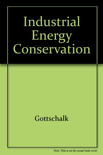 9780479960081: Industrial Energy Conservation