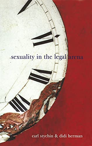 9780485004090: Sexuality in the Legal Arena