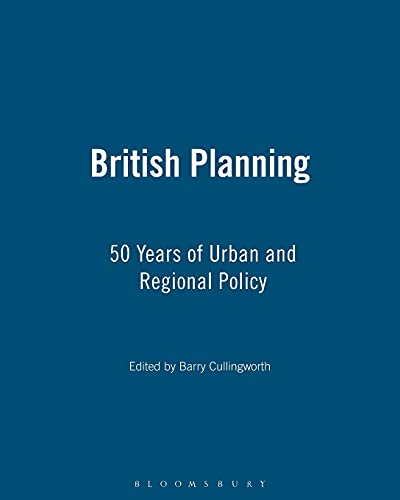 9780485006049: British Planning: 50 Years of Urban and Regional Policy
