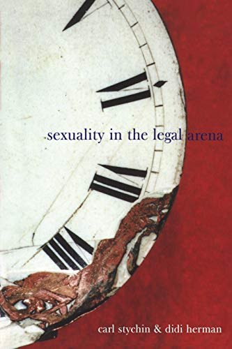 9780485006094: Sexuality in the Legal Arena