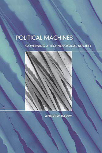 9780485006346: Political Machines: Governing a Technological Society
