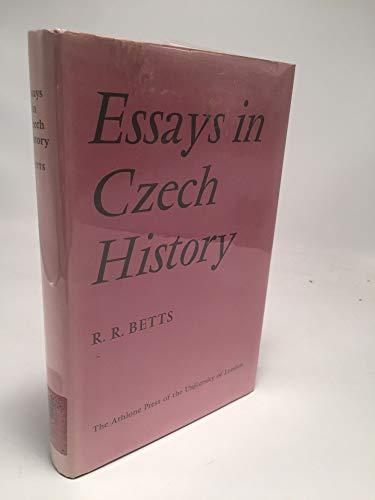 9780485110951: Essays in Czech History