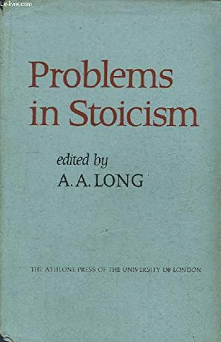 9780485111187: Problems in Stoicism