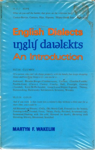 9780485111361: English Dialects: An Introduction