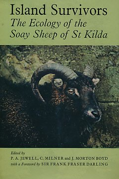 9780485111415: Island Survivors: Ecology of the Soay Sheep of St. Kilda