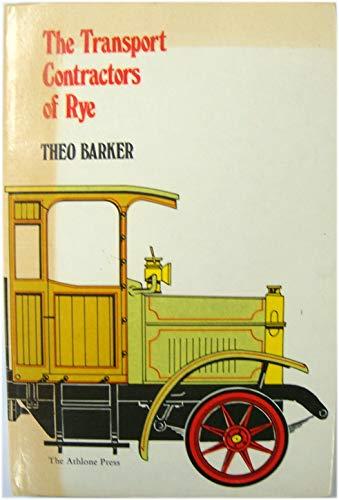 Transport Contractors of Rye - John Jempson: Barker, T. C.