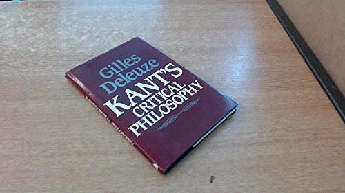 9780485112498: Kant's Critical Philosophy: The Doctrine of the Faculties