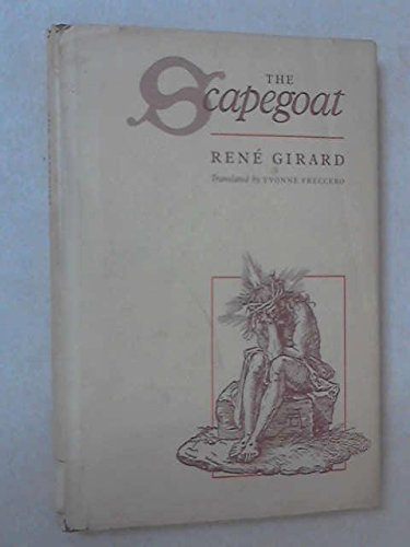 9780485113068: Scapegoat (European thought)
