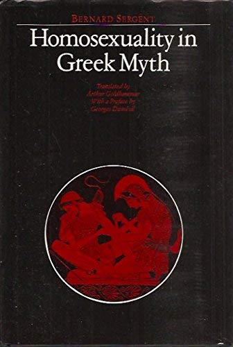 9780485113198: Homosexuality in Greek Myth (European thought)