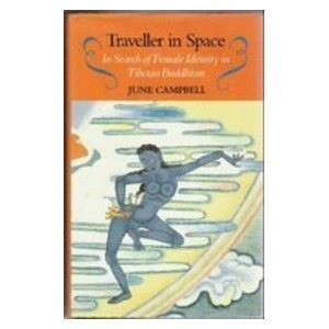 9780485114942: Traveller in Space: In Search of Female Identity in Tibetan Buddhism