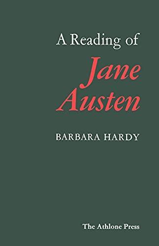 9780485120325: Reading of Jane Austen
