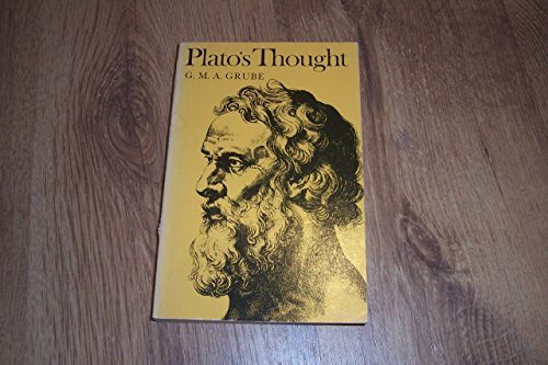 9780485120349: Plato's Thought