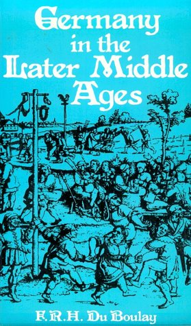 9780485120424: Germany in the Later Middle Ages