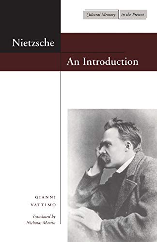 9780485121186: Nietzsche: An Introduction