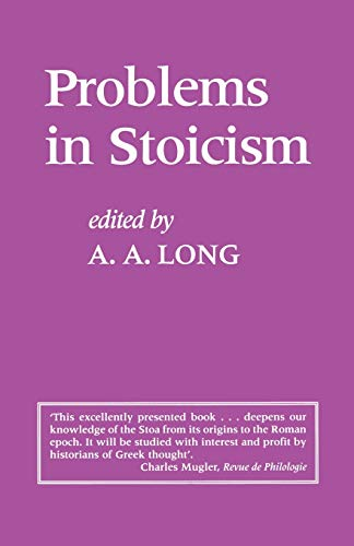 9780485121285: Problems in Stoicism