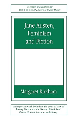 9780485121292: Jane Austen, Feminism and Fiction: Second Edition