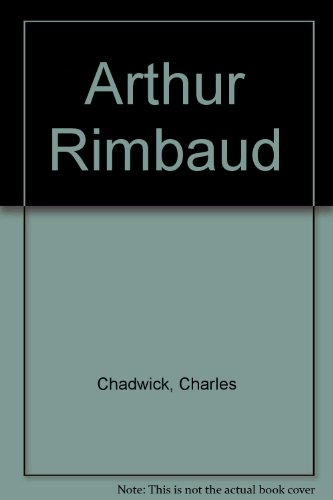 Rimbaud.: Chadwick, Charles