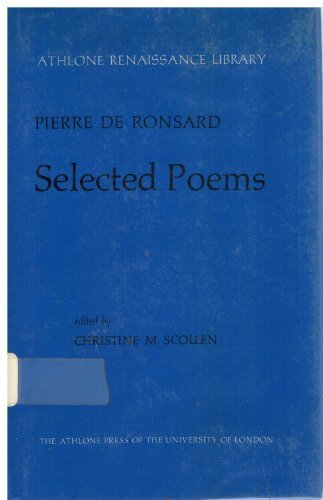 9780485138078: Selected Poems (Renaissance Library) (English and French Edition)